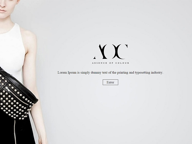 sites internet web aoc fashion