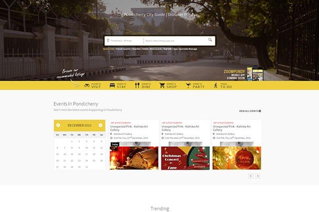 sites internet web zoom pondy