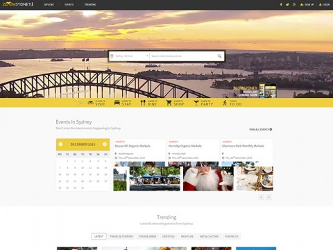 sites internet web zoom sydney
