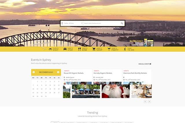 sites internet web zoom sydney